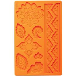 Fondant And Gum Paste Silicone Mold-Global