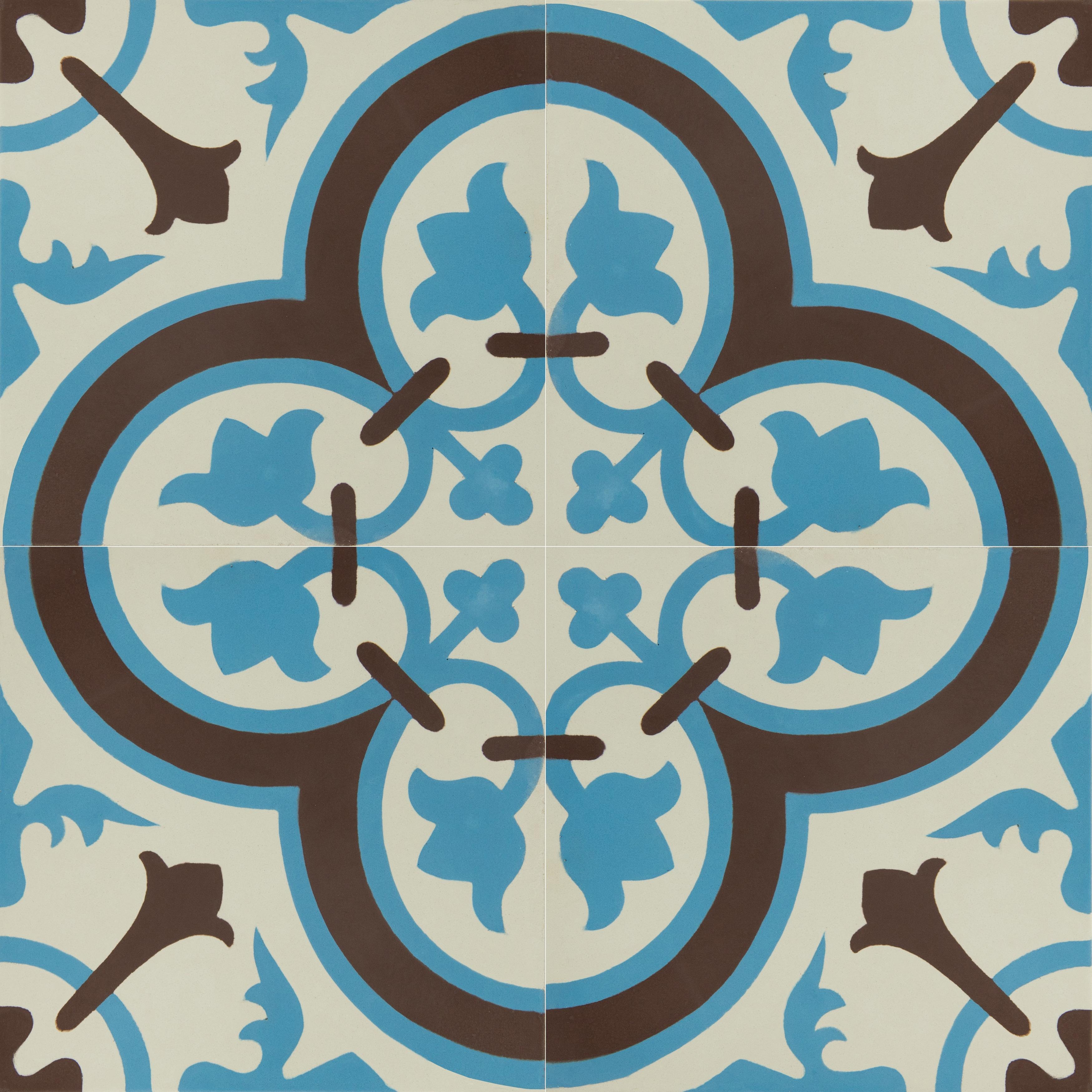 Granada Tile Echo Collection Cluny Cement Tile (50 tiles)