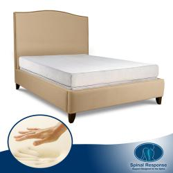 Spinal Response Select 8-inch Full-size Memory Foam Mattress