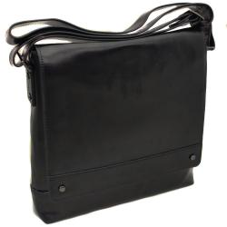 Kenneth Cole New York Business 'Bag Impact' Tasmania Leather Messenger Bag