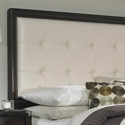 Cumbria Cream Linen 2-drawer Queen-size Storage Plateform Bed