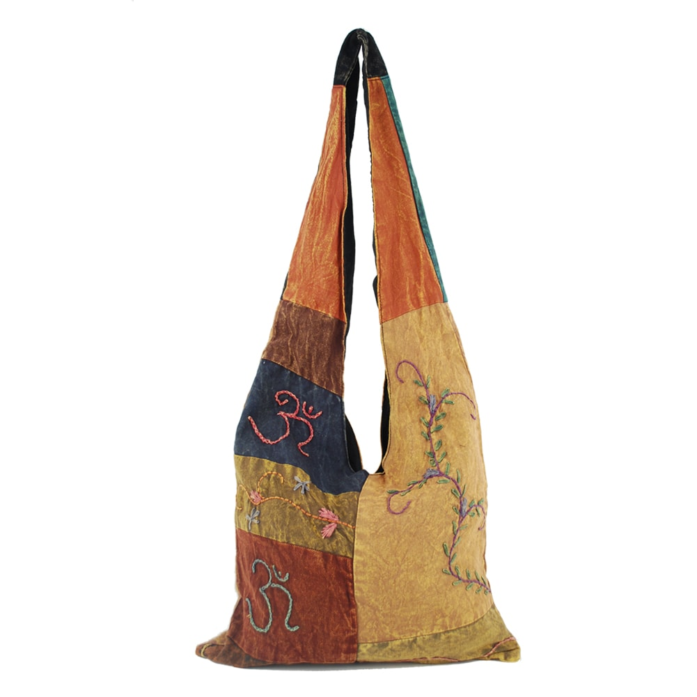 Cotton Patch Handbag (Nepal)
