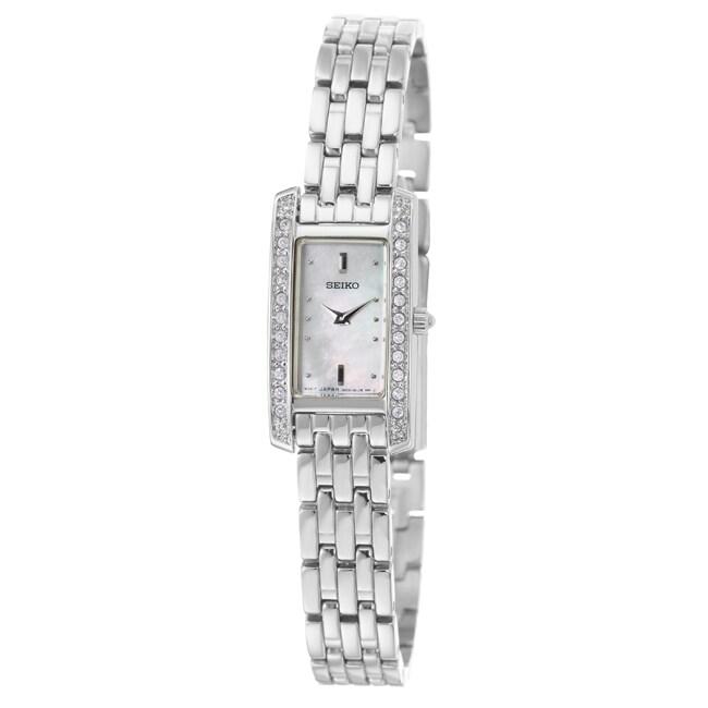 Seiko Women's 'Bracelet' Stainless Steel Quartz Watch
