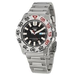 Seiko Men's '5 Sports' Stainless Steel Automatic Watch