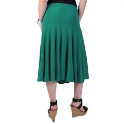 Tressa Designs Women's Flowing Knit Flare Skirt