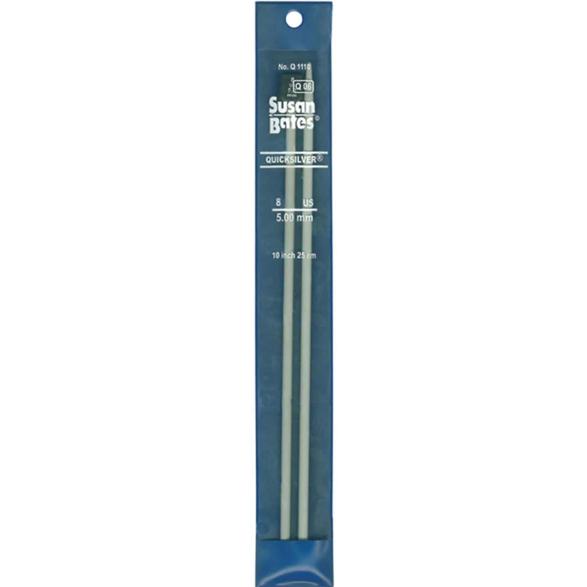 "Crafts by O Quicksilver Single Point Knitting Needles 10""-Size 10.5 at Sears.com"