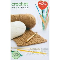 Coats & Clark Books-Crochet Made Easy