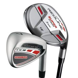 Adams Men's Redline 3-PW Hybrid/ Iron Combo Set