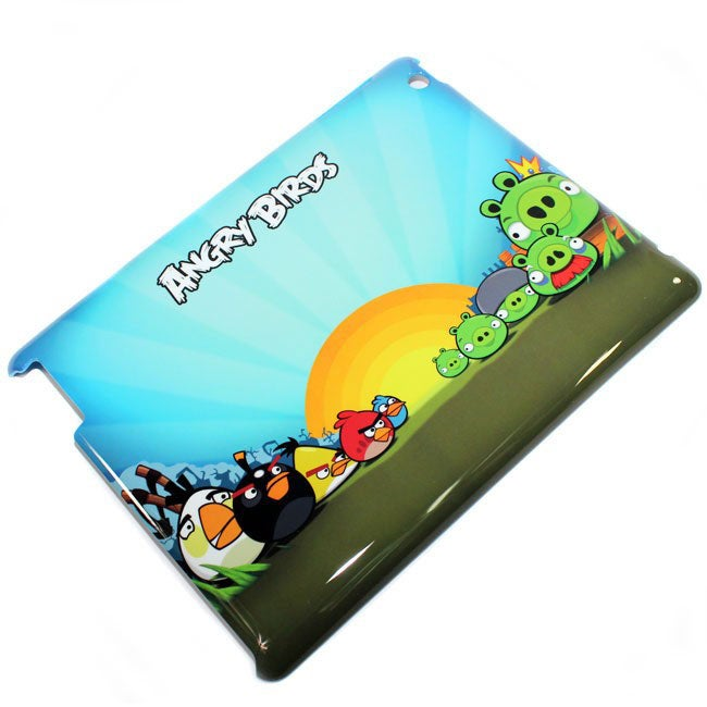 Gear4 IPAB203US Blue Angry Birds Case For Ipad 2 (Refurbished