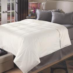 Tropical Light Weight Natural White Down Comforter