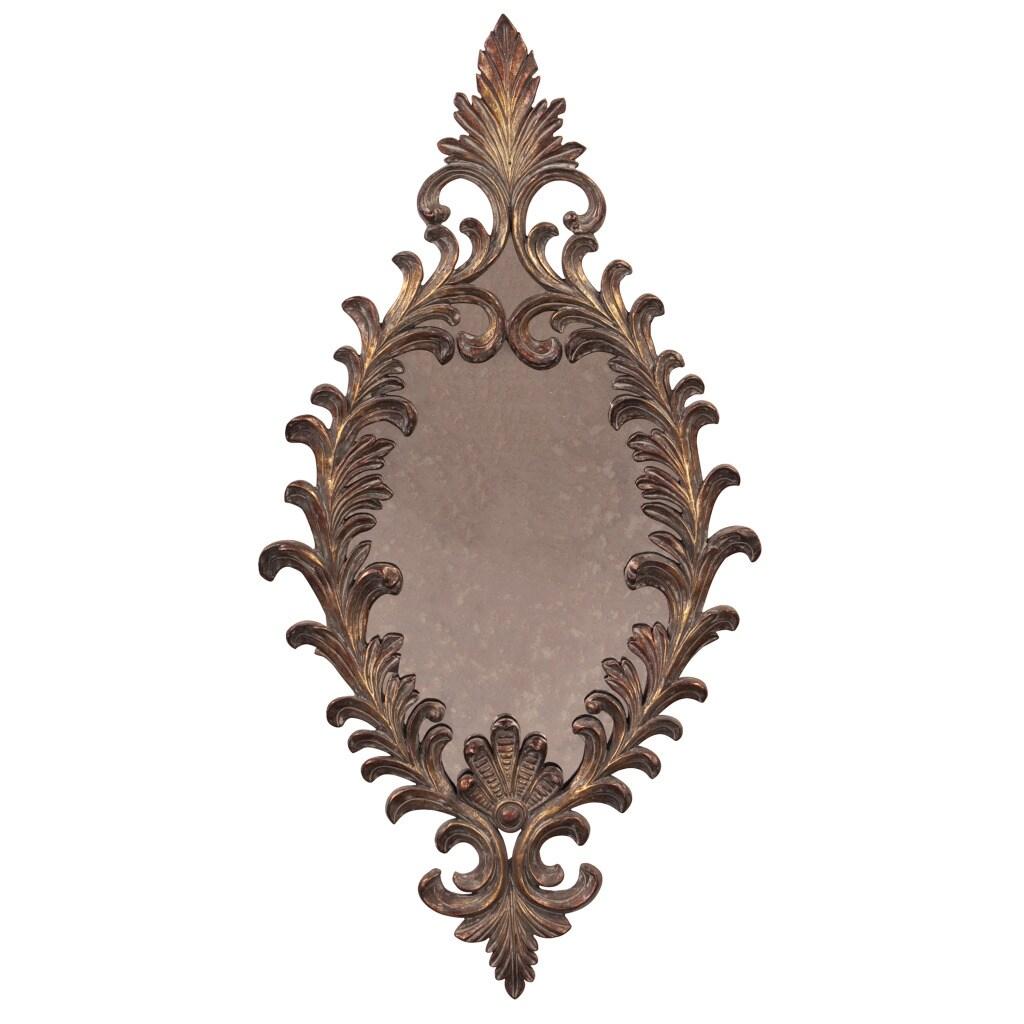 Amadeus Antique Copper Mirror