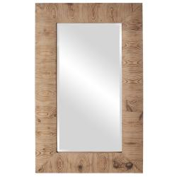 Condord Wood Grain Mirror