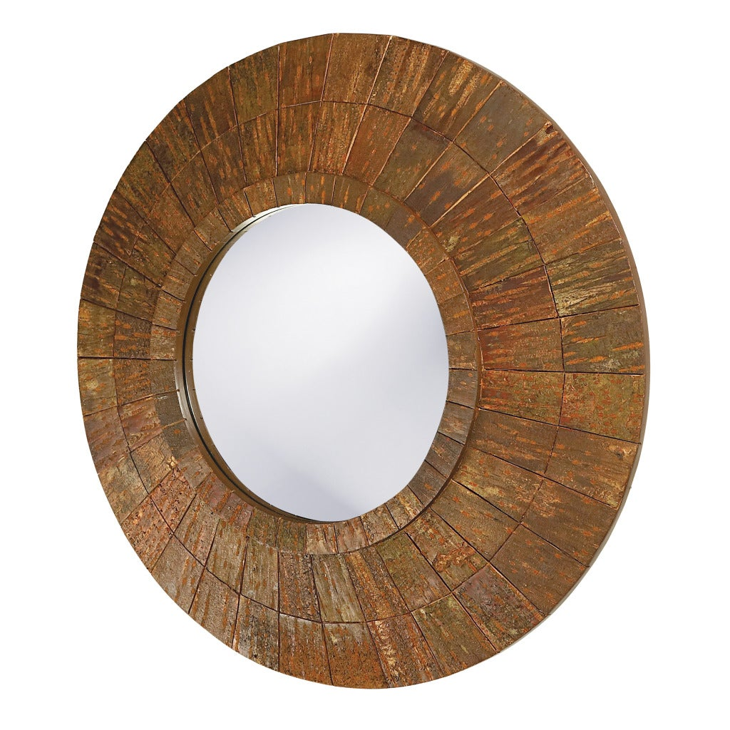 Minocqua Wood Mirror