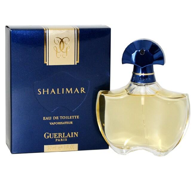 Guerlain 'Shalimar' Women's 1-ounce Eau De Toilette Spray