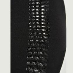 Tabeez Women's Tuxedo Yoga Pants