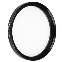 58-mm UV Lens Filter/ Filter Bag/ MC-UV Lens Filter