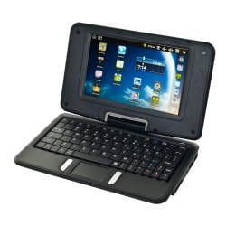 Sound Logic Android 2.3 7-inch 2-in-1 Swivel Netbook and Tablet