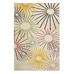 Mohawk Home Firework Display Seed Pearl Rug (8' x 10')