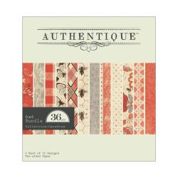 Carefree Bundle Textured Cardstock Pack 6