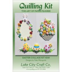 Quilling Kit-Easter Collage