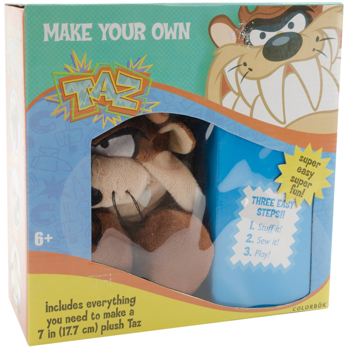Make Your Own Taz Kit