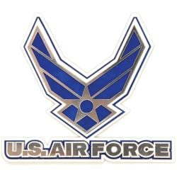 U.S. Air Force Diecut-Logo