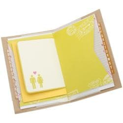 """American Crafts Daybook 4-1/2""""X6-1/2"""" 24 Pages-The Little Things - Mixed Media Designs"""