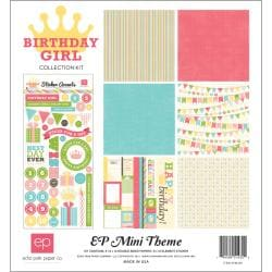 Birthday Girl Collection Kit 12