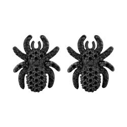 Black Diamond 1/5ct TDW Spider Earrings