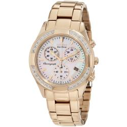 Citizen Women's Regen Chronograph Eco-drive Watch
