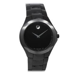 Movado Men's Luno Black Watch
