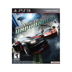 PS3 - Ridge Racer Unbounded (Pre-Played)