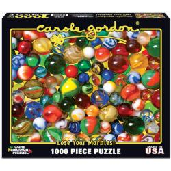 Lose Your Marbles! 1000-piece Jigsaw Puzzle
