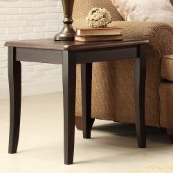 ETHAN HOME Igon 3 Piece Black Occasional Table Set