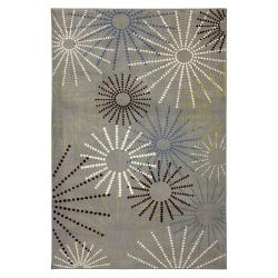 Mohawk Home Firework Display Beige Rug (8' x 10')