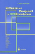 Mechanisms and Management of Copd Exacerbations (Paperback)