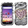 MYBAT Playful Leopard Diamante Case for Samsung T769 Galaxy S Blaze 4G