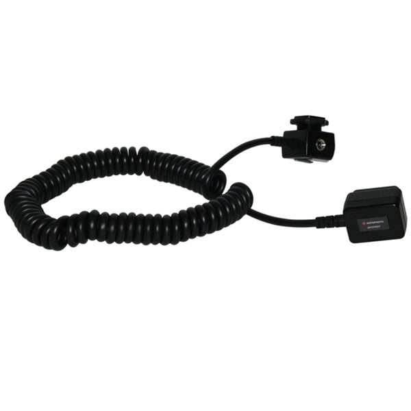 Agfa Photo Off Camera Shoe Cord for Canon