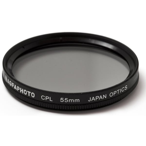 AGFA APCPL55 Polarizing Glass Filter (CPL), 55mm