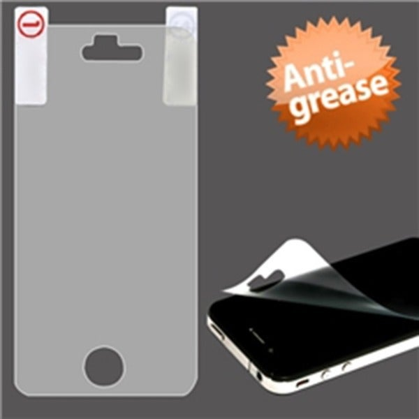 INSTEN Screen Protector for Apple iPhone 4/ 4S