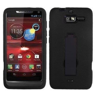 ASMYNA Black Case for Motorola Droid XT907 Droid Razr M