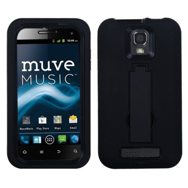ASMYNA Black Case for ZTE V8000 Engage