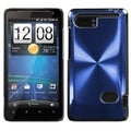 MYBAT Blue Cosmo Case for HTC Vivid