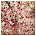 Pink Blossoms Oversized Gallery Wrapped Canvas