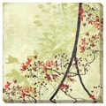 Tangled Blossom I Oversized Gallery Wrapped Canvas