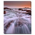 Ocean Rush Oversized Gallery Wrapped Canvas