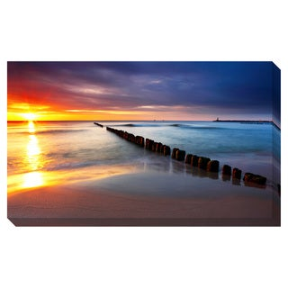 Sunrise Beauty Oversized Gallery Wrapped Canvas