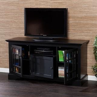 Upton Home Trevorton Black TV/ Media Stand