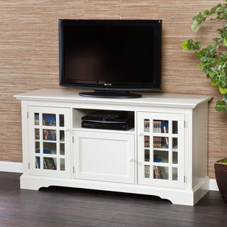 Trevorton Off-White TV/ Media Stand