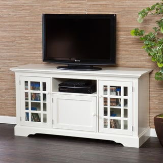 Upton Home Trevorton Off-White TV/ Media Stand